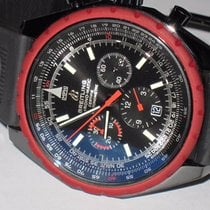 Breitling Chrono-Matic 49 Steel 49mm Black No numerals United States of America, New York, Greenvale