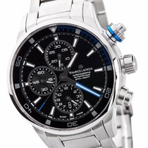 Maurice Lacroix Pontos S Automatik Chronograph Herren-Armbanduhr