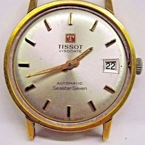 Tissot and Fils Auto/Date Yellow gold/Plated Wrist Watch
