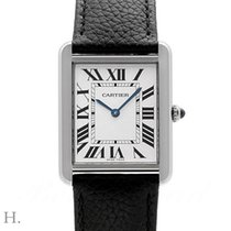 Cartier WSTA0028 Stahl Tank Solo 34.8mm