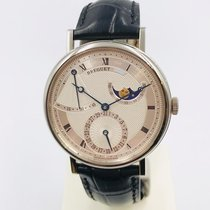 Breguet White gold 39mm Automatic 7137BB/11/9V6 pre-owned