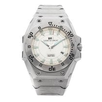Linde Werdelin 44mm Automatic pre-owned Silver