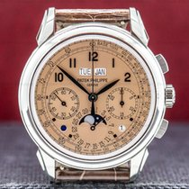 百達翡麗 5270P-001 鉑 Perpetual Calendar Chronograph 41mm