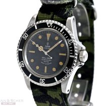 Tudor 7928 Staal 1966 Submariner 40mm tweedehands