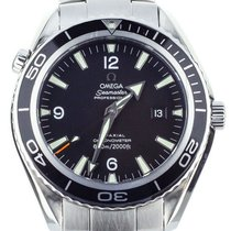 Omega 22005000 Steel Seamaster Planet Ocean 45mm pre-owned United States of America, Illinois, BUFFALO GROVE