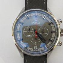 Zenith El Primero Sport Steel 45mm Grey No numerals United States of America, Texas, Houston