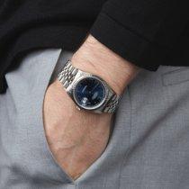Rolex Datejust Staal 36mm Blauw Romeins Nederland, Amsterdam