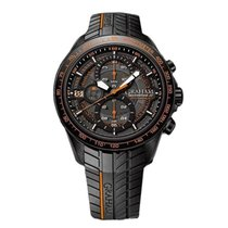 Graham Silverstone RS Steel 46mm Black No numerals United States of America, New Jersey, Princeton