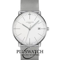 Junghans max bill MEGA Steel 38mm White