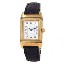 Jaeger-LeCoultre Reverso Duetto Yellow gold 20mm Silver United States of America, New York, New York