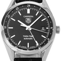 TAG Heuer WV2115.FC6180 Steel 2007 Carrera Calibre 7 39mm pre-owned