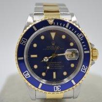 Rolex Submariner Date Gold/Steel 40mm Blue United Kingdom, Hertfordshire