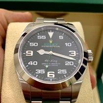 Rolex Air King Steel 40mm Black Arabic numerals UAE, ajman