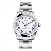 Rolex Oyster Perpetual 31 Steel 31mm White United States of America, Georgia, Alpharetta