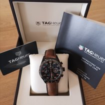TAG Heuer Carrera Calibre 16 Titane 43mm Noir Arabes France, Saint Jean Le Blanc