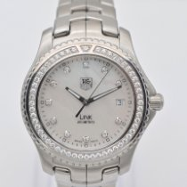 TAG Heuer Link Quartz Steel 39mm Mother of pearl United States of America, Nevada, Henderson