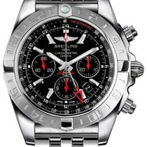 Breitling AB041210-BB48-384A Steel Chronomat GMT 47mm new United States of America, California, Moorpark