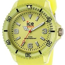 Ice Watch Plastik Quartz Sarı Arapça 40mm yeni