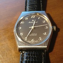 Mathey-Tissot 34mm Manual winding pre-owned