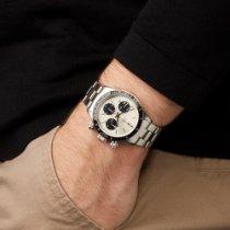 Rolex Daytona 6263 Gut Stahl 37mm Handaufzug