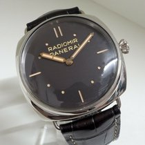 Panerai Platinum Black 47mm pre-owned Special Editions