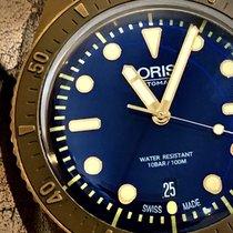 Oris Bronze 42mm Automatic 01 733 7720 3185-Set LS pre-owned