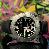 Girard Perregaux Sea Hawk Titane 45mm Noir France, Paris