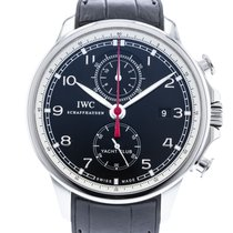 IWC Portuguese Yacht Club Chronograph IW3902-10 2010 pre-owned