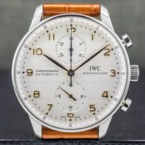 IWC Portuguese Chronograph 371401 2011 pre-owned