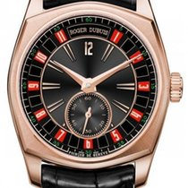 Roger Dubuis La Monegasque - NEW - with B + P Listprice €...