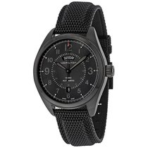 Hamilton Khaki Field Automatic Men's Leather Strap Watch...