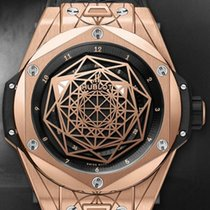 Hublot BIG BANG SANG BLEU KING GOLD 415OX1118VRMXM17