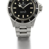 Rolex | A Stainless Steel automatic Centre Seconds Diver's...