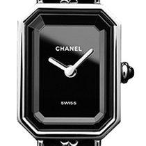Chanel Première Acier 26,1mm Noir