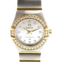 欧米茄  (Omega) Constellation Mini Watch Stainless Steel Quartz...