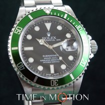 勞力士 Submariner Date16610LV 50th Très Rare  Mark1  Slim4 Full Set