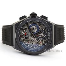 Zenith Defy El Primero Ceramic 44mm Transparent United States of America, Florida, Aventura