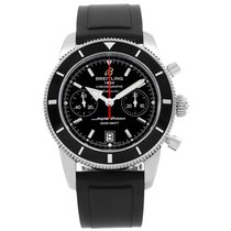 Breitling A23370 Steel 2012 Superocean Héritage Chronograph 44mm pre-owned United States of America, Georgia, Atlanta