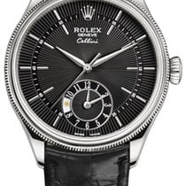Rolex Cellini Dual Time new