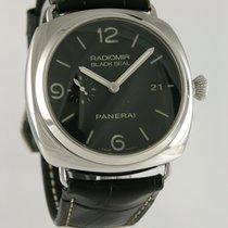 Panerai Radiomir Black Seal 3 Days Automatic pre-owned 45mm Steel