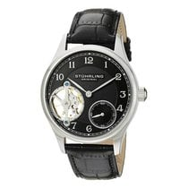 Stuhrling Steel 44mm Manual winding 492.33151 new
