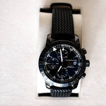 Chopard Chronograph 42mm Automatic 2010 pre-owned Mille Miglia Black