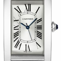 Cartier Tank Américaine new Automatic Watch with original box WSTA0018