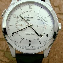 Zenith Elite Dual Time Steel 44mm United States of America, California, WEST HOLLYWOOD