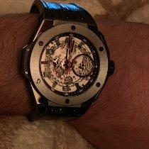 Hublot Big Bang Ferrari neu 2015 Automatik Chronograph Uhr mit Original-Box und Original-Papieren