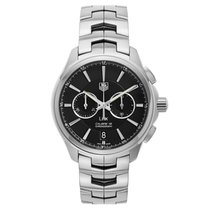 TAG Heuer Link Calibre 18 Steel 40mm Black