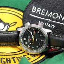 Bremont Stal 43mm Automatyczny MB1 nowość