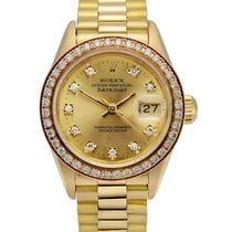 Rolex Lady-Datejust Yellow gold 26mm Yellow No numerals United Kingdom, Manchester