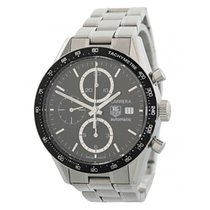 TAG Heuer Carrera Calibre 16 Steel 41mm Black United States of America, New York, New York