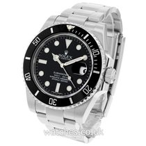 Rolex 116610LN 2010 Submariner Date 40mm pre-owned United Kingdom, London